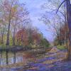 Autumn Palette-Delaware Canal