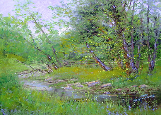 The Meadow - Pastel
