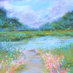 Sandy Askey-Adams - Spring Group Art Show