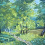 Sandy Askey-Adams - ART on the GREEN