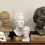 Lori Shorin - ANATOMY OF THE PORTRAIT for PAINTERS & SCULPTORS Tuesday 6pm-9pm