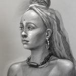 Lori Shorin - Portfolio Prep:Focus on the Figure Sculpt & Draw Saturdays 10am-1