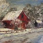 Marilyn Wendling - Snow Fall