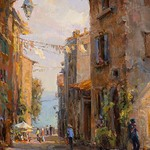 Mary Pettis - Impressionist Sketches from Minnesota and Abroad