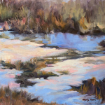 Molly Moore - Art Association of Jackson Hole's Annual Members Show
