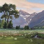 Jacqueline Jones - Wyoming Plein Air Painting & Drawing Workshop