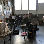 Jacqueline Jones - Oil Painting for Beginners & Intermediate (Lyme Art Association)