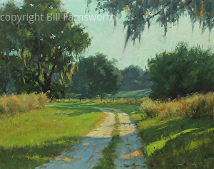 An example of fine art by Bill Farnsworth