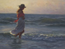 Escape by Bill Farnsworth Oil ~ 18 x 24