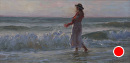 Timeless moment by Bill Farnsworth Oil ~ 12 x 24