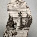 K Lubbecke - Umpqua River Lighthouse Art Gallery