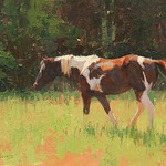 Diane Frossard - American Impressionist Society 4th Annual AIS Impressions Small Works Showcase