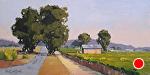 Two For The Road by Kim VanDerHoek Oil ~ 8 x 16