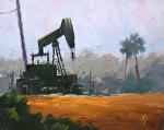 Locally Grown by Kim VanDerHoek Oil ~ 8 x 10