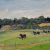 None such farm a by Kirk Larsen Oil ~ 10 x 20