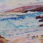 Carol Ravy - Intermediate Watercolor