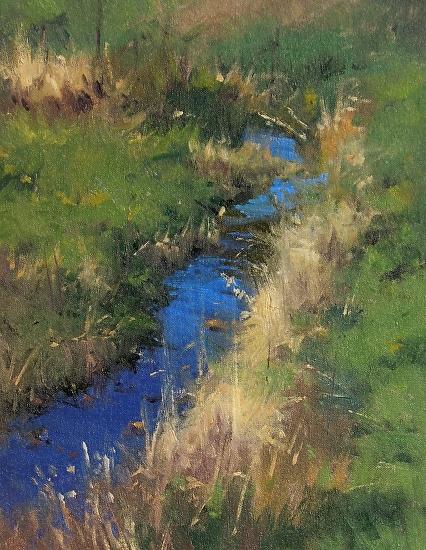 October Creek - Oil