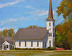 Methodist Church-Darien,Ga by Richard Christian Nelson