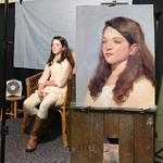 Richard Christian Nelson - Painterly Head Studies - Lexington, KY Cancelled