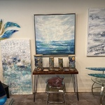 Karen Weihs - Art Show at Chasens Galleries (show includes a demo)