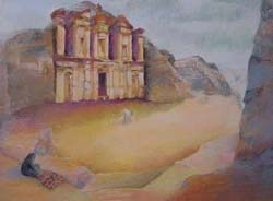 Petra1 by Carolyn Hancock