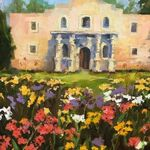 Donna Bland - Creating the Landscape Painting, (As if in plein air)