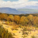 Donna Bland - Creating  Beautiful Landscape Paintings