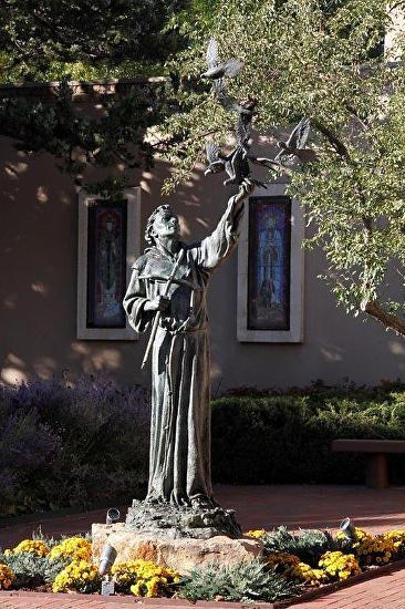 St Francis - Bronze