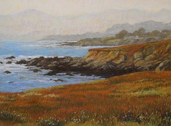 Coastal Colors - Pastel