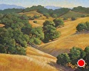Varian Ranch Vista by Dotty Hawthorne Oil ~ 24 x 30