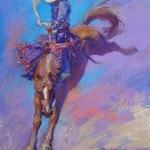 Trish Stevenson - 40th Annual Cheyenne Frontier Days Invitational Western Art Show