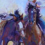 Trish Stevenson - Out West Art Show