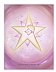 "Magic Dolphin Star by Bettina Star-Rose Acrylic ~ 40"" x 30"""