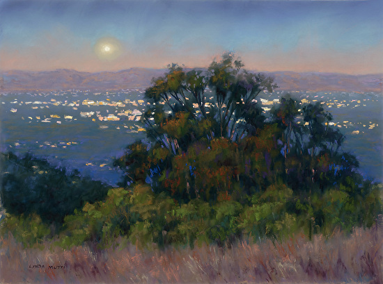 Valley Lights - Pastel