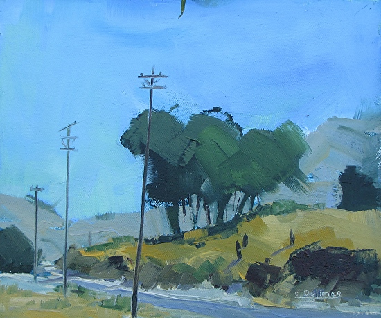 Chiquito Canyon - Oil