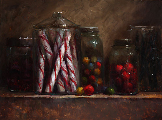 Penny Candy - Oil