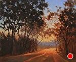 Dawn's Misty Light by Carole Mayne Oil ~ 20 x 24