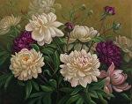 Garden Gems by Carole Mayne Oil ~ 16 x 20