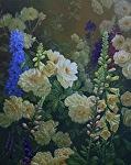 An Echo by Carole Mayne Oil ~ 20 x 16