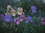 Rhythms of Spring by Carole Mayne Oil ~ 18 x 24