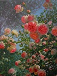 Celebration of Spring by Carole Mayne Oil ~ 24 x 18
