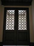 Rondel glass doors by Carole Mayne  ~  x