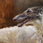 james swanson - { Nose & Mouth } James Swanson�s The K-9  Oil Painting Workshop