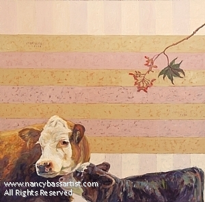 An example of fine art by Nancy Bass