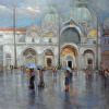 San Marco Sunshowers