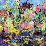Maria Marino - 2021 Pastel Society of America 49th Annual Exhibition: Enduring Brilliance!