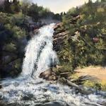 Bonnie Zahn Griffith - Dynamic Landscape Painting in Pastel