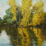 Alan Flattmann - ART GUILD OF LOUISIANA, PAINTING IMPRESSIONISTIC LANDSCAPES