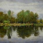 Alan Flattmann - ABBEY ART WORKS, LOUISIANA