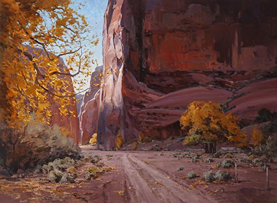 Canyon Corridor - Oil